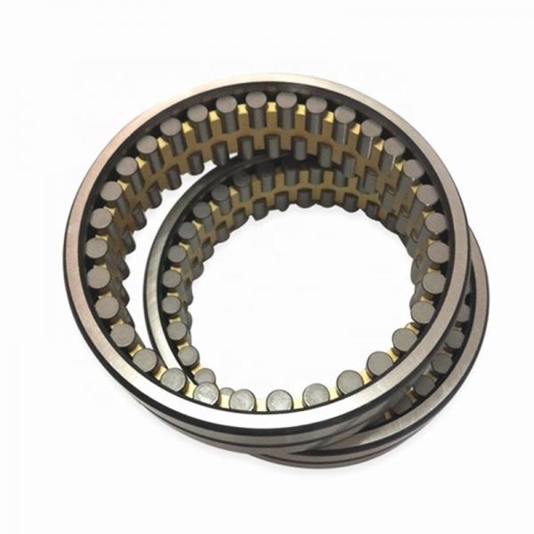 55 mm x 100 mm x 21 mm  NTN QJ211 angular contact ball bearings #3 image