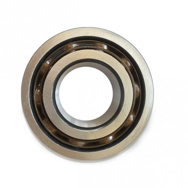 55 mm x 100 mm x 21 mm  NTN QJ211 angular contact ball bearings #2 image